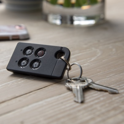Waco security key fob